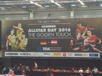 Tischtennis All Star Day in Fulda