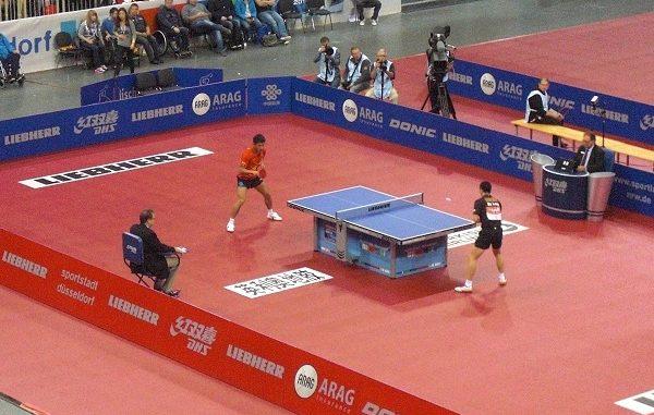 Stehen sich Ma Long und Zhang Jike im Olympiafinale gegenüber?