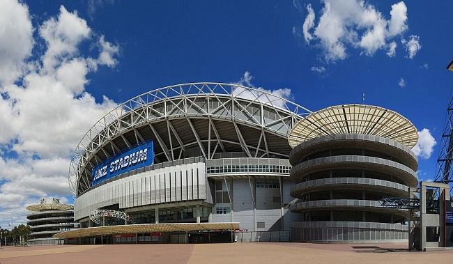 State Sports Centre - Tischtennis Olympia Austragungsort 2000 in Sydney