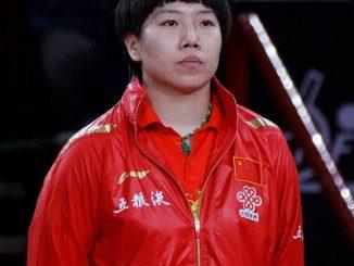 Li Xiaoxia beendete ihre Tischtennis Karriere nach Rio 2016