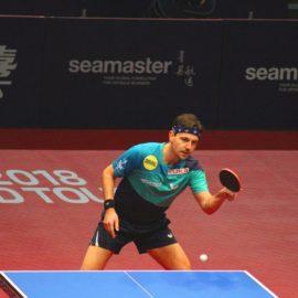 Deutschlands Tischtennis Superstar Timo Boll